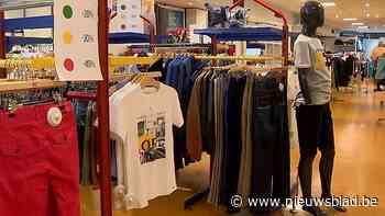 Kledingwinkel Belvu in Edegem houdt het voor bekeken