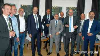 Innenminister Reul in Lennestadt: Es gibt noch viel zu tun - Westfalenpost