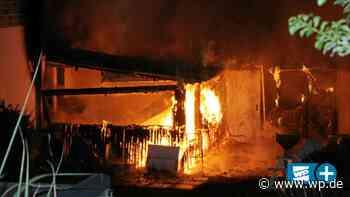 Lennestadt: Bewährungsstrafe für Maumker Brandstifter - WP News