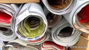 Lennestadt: Schützenverein baut Papiercontainer in Elspe ab - WP News