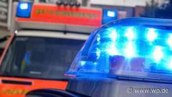 Lennestadt: Schwer verletzter Motorradfahrer in Meggen - WP News