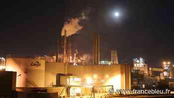 L'usine Cargill à l'arrêt à Haubourdin, après la découverte d'une poudre bleue dans les circuits de production - France Bleu