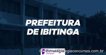 Concurso Prefeitura de Ibitinga: prova suspensa... - Estratégia Concursos