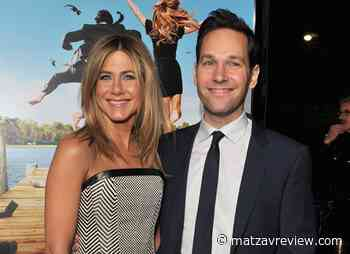 Paul Rudd reveals a tight spot with Jennifer Aniston in a recording of the 'Friends' Who - Matzav Review