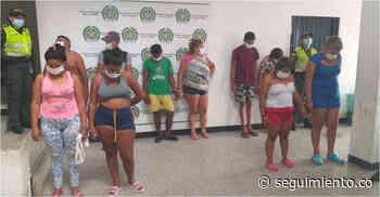 Fiestas clandestinas en Nueva Granada y Concordia dejaron 12 personas capturadas - Seguimiento.co