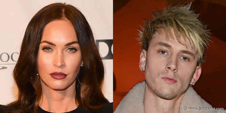Machine Gun Kelly Seems to Say He's 'In Love' with Megan Fox!