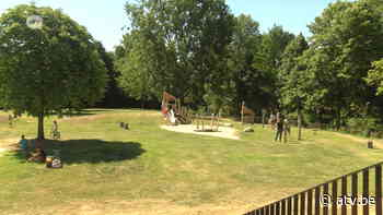 Nieuwe speeltuin in Hove kan eindelijk opengaan - ATV