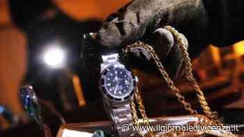 Incursione dei ladri in due abitazioni Rubati soldi e Rolex - Il Giornale di Vicenza