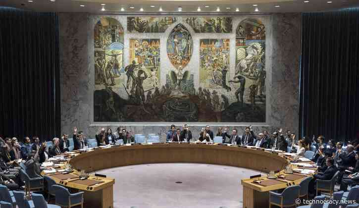 Countries Kiss, Kiss, Kiss Up To UN For Seat On Security Council