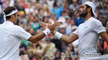 Matteo Berrettini: Niemand kann das so wie Roger Federer - Tennis World DE