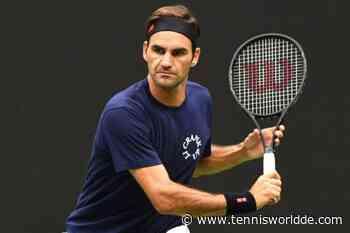 Roger Federer sprach über seine Tage als Juniorenspieler - Tennis World DE