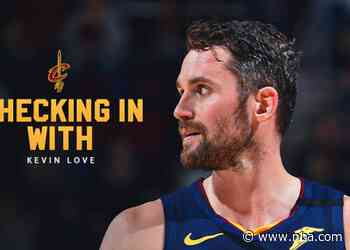 Checking In with: Kevin Love