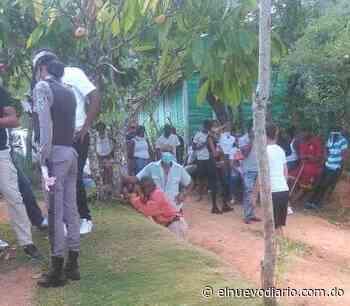 Hombre decapita a su progenitora en Yamasá - El Nuevo Diario (República Dominicana)
