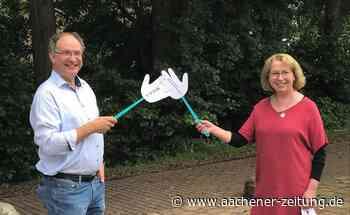 Bürgermeister-Wahlkampf in Aldenhoven: Der Rückhalt für Winkler wächst - Aachener Zeitung