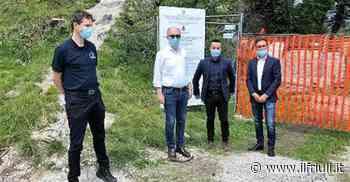 Dopo Vaia, Verzegnis mai più isolata, bene i lavori a Villa Santina - Il Friuli