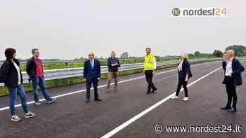 La Giunta di San Vito al Tagliamento visita il cantiere della circonvallazione - Nordest24.it