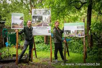 """Buurt brainstormt in Saffierstraat in Berchem: """"Hier kan een nieuw park komen"""""""