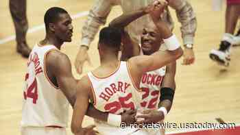 Today in 1995: Horry, Elie lead Rockets to brink of second title - Rockets Wire