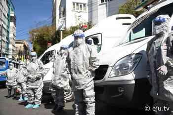 Las ambulancias entregadas en Tarija, Chuquisaca, Pando, Oruro y Potosí servirán para mejo… - eju.tv