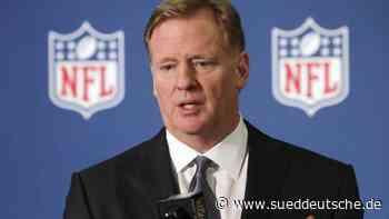 Verpflichtung von Kaepernick: NFL-Boss ermutigt Teams - Süddeutsche Zeitung
