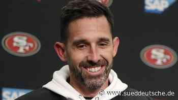 San Francisco 49ers verlängern Vertrag mit Trainer Shanahan - Süddeutsche Zeitung
