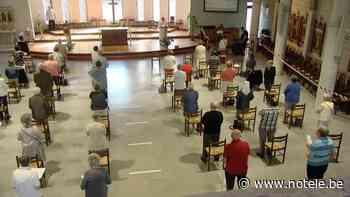 Les cérémonies religieuses ont repris dans l'église Saint-Etienne à Templeuve - Notélé