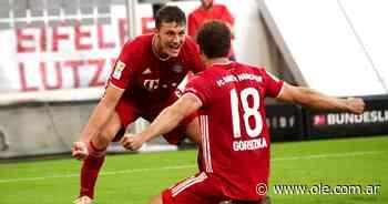 Bayern Munich dio un rugido de Leon - Olé