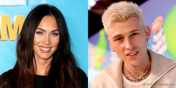 Source Reveals How Serious Megan Fox & Machine Gun Kelly's Romance Is