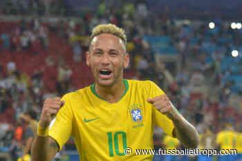 Nach drei Monaten Brasilien: Neymar zurück bei PSG - Fussball Europa