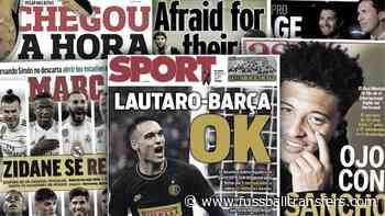 PSG legt Preis für Neymar fest | Real hat zu viele Stürmer - FussballTransfers.com