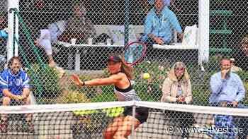Tennis-Regionalliga: TC Deuten unterliegt Etuf. Nun gegen Versmold.   Lokalsport - 24VEST