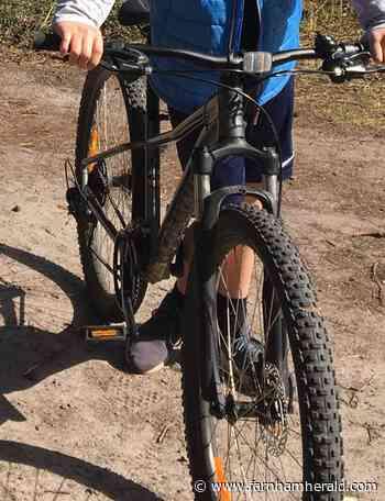 Bike stolen in robbery at Haslemere recreation ground - Farnham Herald
