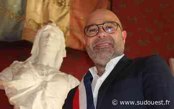 Christophe Cabri maire de Jonzac : « Je vis ça intensément » - Sud Ouest