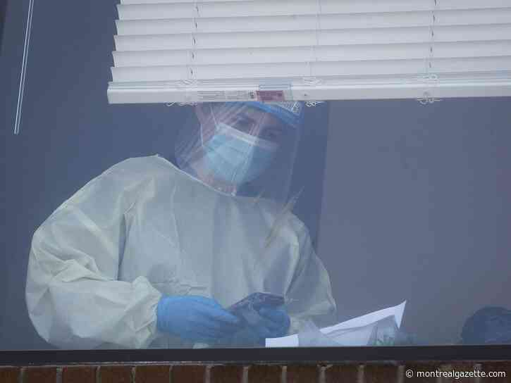Coronavirus live updates: Montreal reports 58 new cases, 22 more deaths