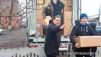 Wolnzach: 1150 Tonnen Hoffnung und Hilfe - 30 Jahre Ukrainehilfe Wolnzach - Nächster Transport startet am kommenden Freitag - donaukurier.de