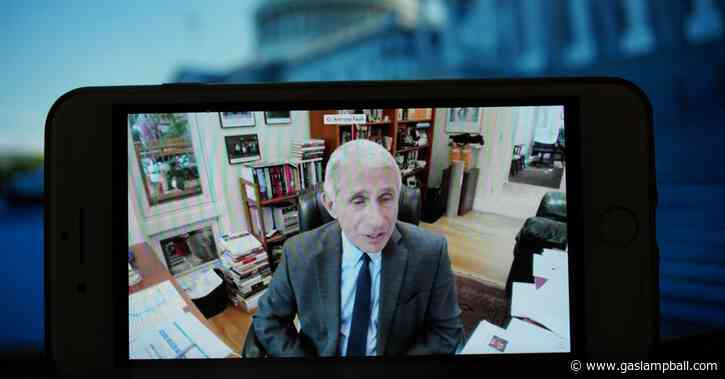 Dr. Fauci advises MLB not to play into October