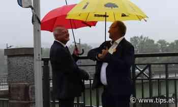 Braunau und Simbach feiern Grenzöffnung - Tips - Total Regional