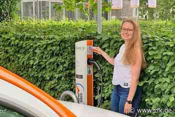 SW Goch bauen Ladesäulennetz aus und bieten Preisvorteil an - Zeitung für kommunale Wirtschaft