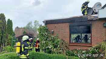 Goch: Wohnhausanbau brennt komplett aus - NRZ