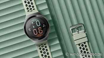 Huawei Gadgets: Watch GT2e, FreeBuds 3i und Sound X - WindowsUnited