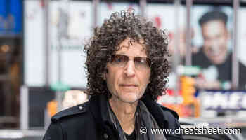 Howard Stern Says This Interview Is the Best of His Career - Showbiz Cheat Sheet