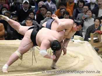 Sumo-Ringer wiegen mehr - General-Anzeiger
