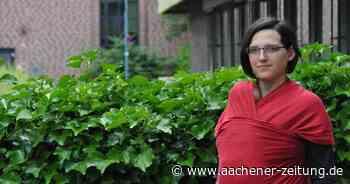 Bürgermeisterkandidatin in Alsdorf: Mehr Grün im Stadtbild mit mehr Grün im Rathaus - Aachener Zeitung