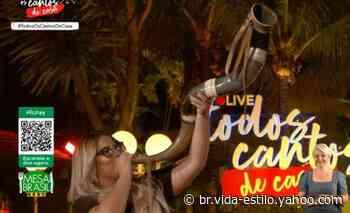 Marilia Mendonça testa os limites da sofrência em live de seis horas - Yahoo Vida & Estilo