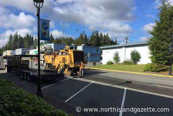 VIDEO: Downtown Port Hardy area under construction until June 19 - North Island Gazette