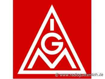 IG Metall Gütersloh-Oelde bestätigt Vorstand - Radio Gütersloh