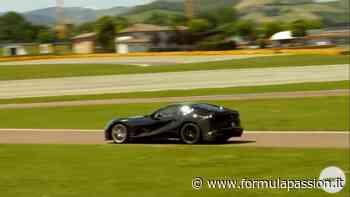 Ferrari 812 GTO, nuovi test in pista a... - FormulaPassion.it