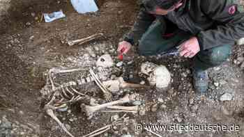 Archäologen entdecken Hinrichtungsstätte am Bodensee - Süddeutsche Zeitung