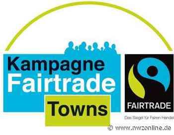 Kampagne: Damit das Fairtrade-Siegel in Jever sichtbarer wird - Nordwest-Zeitung