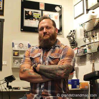 Discover the Work of Grand Strand Engineer Turned Tattoo Artist Joe Winkler - grandstrandmag.com